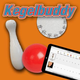 Kegelbuddy - die Kegel-App