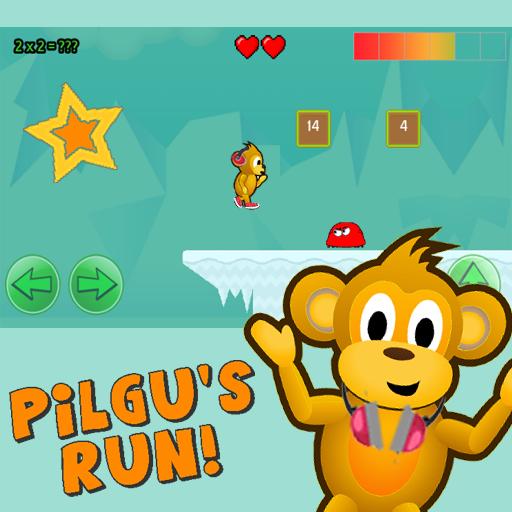 Pilgu's Run - Mathe lernen mit dem Pinguin