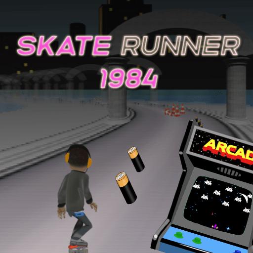 Skate Runner 1984 - Zeitreise in die 80er