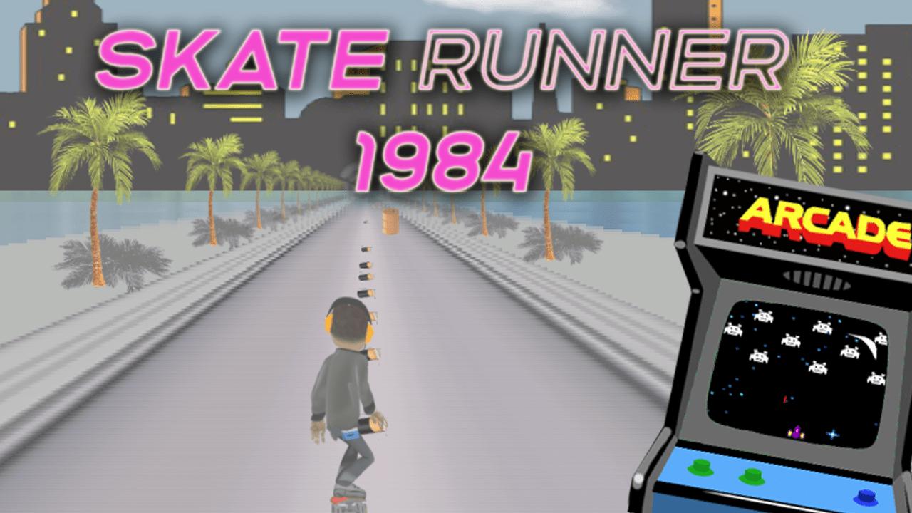 Skate Runner 1984